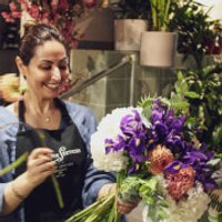 Design your Own Hand-Tied Bouquet with a Prestigious London Florist - Bouquet Gifts