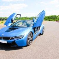 BMW i8 Thrill - Bmw Gifts