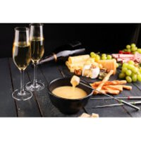 Champagne and Cheese Tasting for Two at the Smart School of Cookery - School Gifts