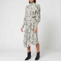 Isabel Marant Etoile Women's Cescott Dress - Ecru/Almond - FR 36/UK 8