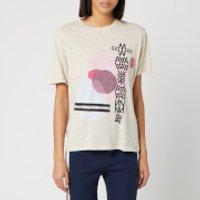 Isabel Marant Etoile Women's Pewela T-Shirt - Ecru - M