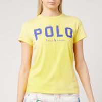 Polo Ralph Lauren Women's 30/1 Cotton Jersey T-Shirt - Lemon Crush - S