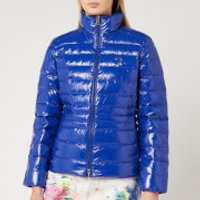 Polo Ralph Lauren Women's Glossy Down Jacket - Active Royal - XS