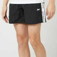 Reebok Men's Myt Woven Shorts - Black - XL