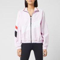 Reebok Women's Myt Woven Jacket - Pixel Pink - XS