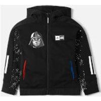 Adidas Boys Star Wars Full Zip Hoody - Black - 2-3 years
