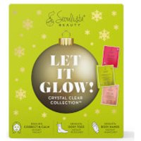 Seoulista Beauty Christmas Pack - Let it Glow! Crystal Clear Collection
