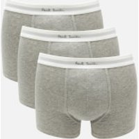 PS by Paul Smith Men's 3 Pack Boxer Briefs - Grey - M