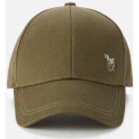 PS by Paul Smith Men's Zebra Baseball Hat - Khaki
