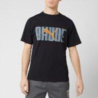 Puma X Rhude Men's Graphic Short Sleeve T-Shirt - Black - M