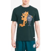 Puma X The Hundreds Men's Short Sleeve T-Shirt - Ponderosa Pine - M