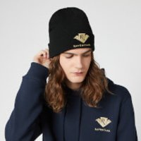 Harry Potter Ravenclaw Embroidered Beanie Hat - Black - Beanie Gifts