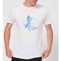 Frozen 2 Ice Breaker Men's T-Shirt - White - S - White