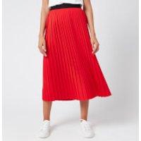 HUGO Women's Ralissy 1 Midi Skirt - Open Pink - UK 12/EU 40