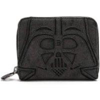 Loungefly Star Wars Vader Zip Around Wallet