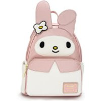 Loungefly Sanrio Hello Kitty My Melody Cosplay Mini Pu Backpack