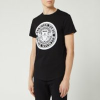 Balmain Men's Coin T-Shirt - Noir - L