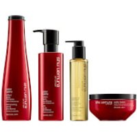 Shu Uemura Art of Hair The Protect and Shine Routine for Coloured Hair