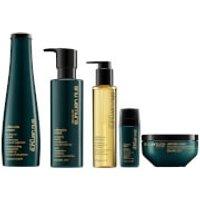 Shu Uemura Art of Hair Your Ultimate Nourishing and Shine Routine for Damaged Hair