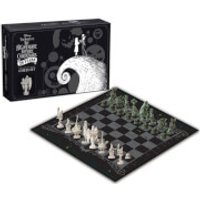 Nightmare Before Christmas Chess Collector's Set 25 Years - Nightmare Before Christmas Gifts