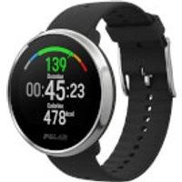 Polar Ignite GPS Sports Watch - Black/Silver