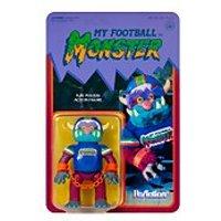 Super7 My Pet Monster ReAction Figure - Football Monster