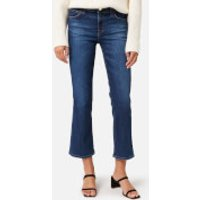 J Brand Women's Selena Mid Rise Crop Bootcut Jeans - Arcade - W28