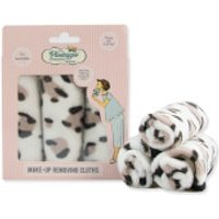 The Vintage Cosmetic Company Leopard Print Make-up Removing Cloths