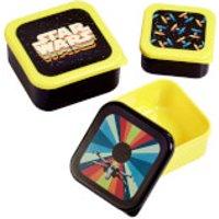 Image of Funko Homeware Star Wars Classic Spaceships Plastic Storage Set