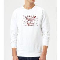 Christmas wishes Sweatshirt - White - XL - White