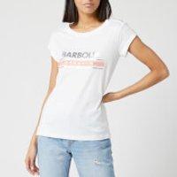 Barbour International Women's Apex T-Shirt - White - UK 12
