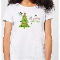 Tree Mendous Women's T-Shirt - White - XL - White