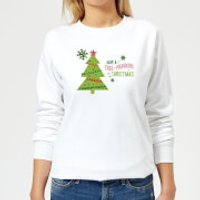 Tree Mendous Women's Sweatshirt - White - L - White