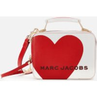 Marc Jacobs Women's The Box Heart - Cotton Multi