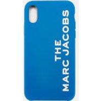 Marc Jacobs Women's iPhone Xs Case - Blue