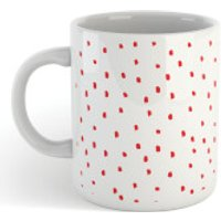 Red Polka Dot Mug - Polka Dot Gifts