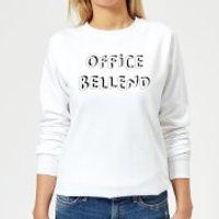 Office Bellend Women's Sweatshirt - White - XXL - White - Office Gifts
