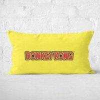 Donkey Kong Rectangular Cushion - 30x50cm - Soft Touch - Donkey Gifts
