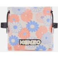 KENZO Women's Drawstring Bum Bag - Pink