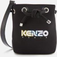 KENZO Women's Combo Mini Tote Bag - Black