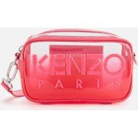 KENZO Women's Degrade Print Crossbody Bag - Pink