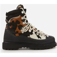 Diemme Everest Haircalf Hiking Style Boots - Cow - UK 5