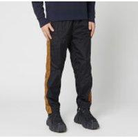 Acne Studios Men's Striped Track Pants - Black - S