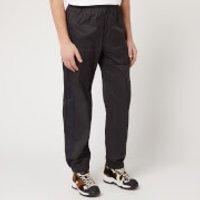 Acne Studios Men's Ripstop Track Pants - Black - L