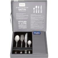 Deny Satin 24 Piece Cutlery Set