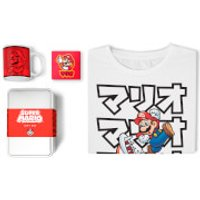 Super Mario Gift Set - XXL - White - Computer Games Gifts