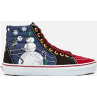 Vans X The Nightmare Before Christmas Sk8-Hi Trainers - Multi - UK 6