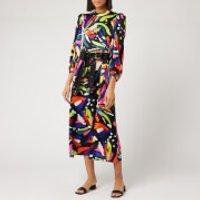 Olivia Rubin Women's Seraphina Dress - Abstract Floral - US 6/UK 10