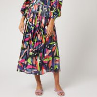 Olivia Rubin Women's Esme Skirt - Abstract Floral - US 4/UK 8