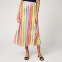 Olivia Rubin Women's Penelope Skirt - Resort Stripe - US 2/UK 6